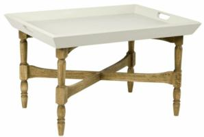 "Table d'appoint rectangle pliante "" Antoinette """