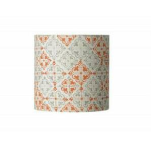 Abat-jour   CHROMATIC   Orange/Gris