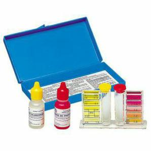 trousse analyse CH/BR/PH  liquide